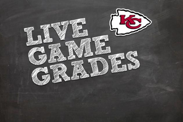 Chiefs vs. Saints: Final Report Card, Player Grades for Kansas City