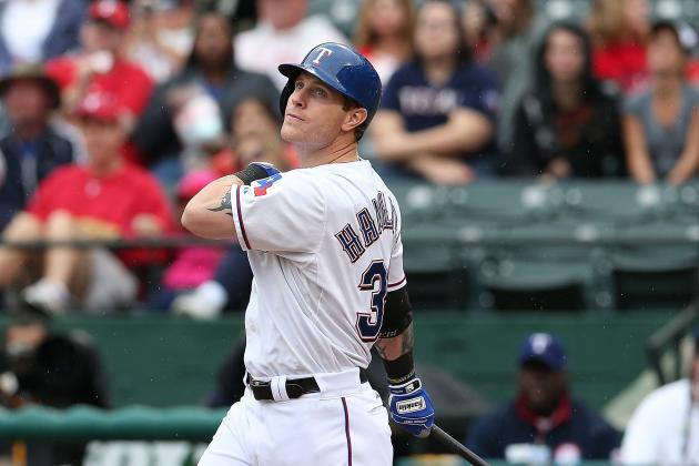Josh Hamilton: All 30 MLB Teams' Chances of Landing Him This Winter