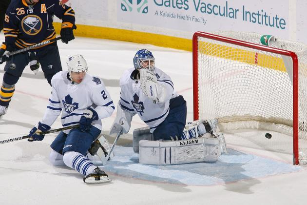 Maple Leafs Free Agency: 5 Goaltenders Toronto Must Target ASAP