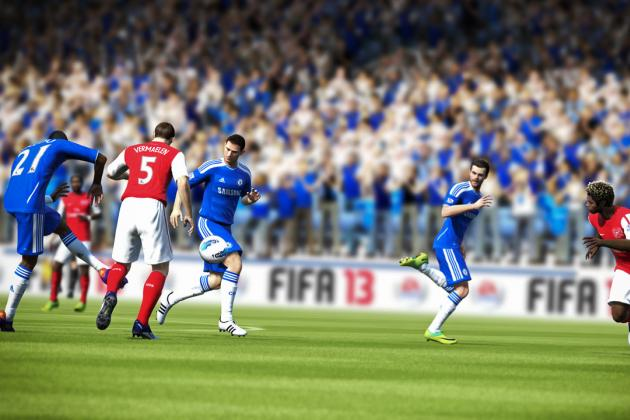 Predicting FIFA 13 Player Ratings for Chelsea FC
