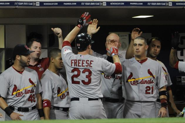 10 Keys to Winning the NL Central Wild Card Race