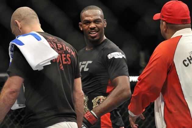 UFC 152: Jon Jones and the 6 Most Hated Champions in UFC History