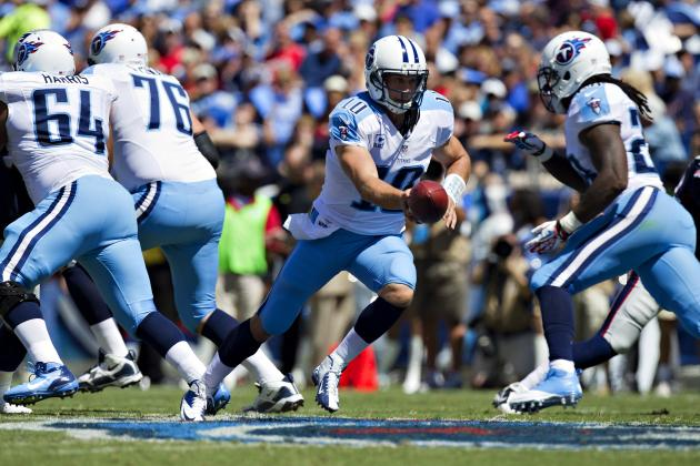 Detroit Lions vs. Tennessee Titans: Scouting Report