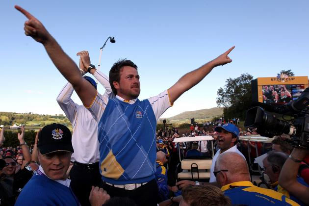 The Ryder Cup and the Greatest Single Days in Sports