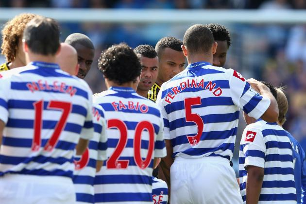 Queens Park Rangers: Which Defenders Should Start for QPR Against Tottenham?