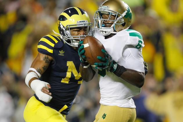 Michigan vs. Notre Dame: 4 Key Matchups to Watch for