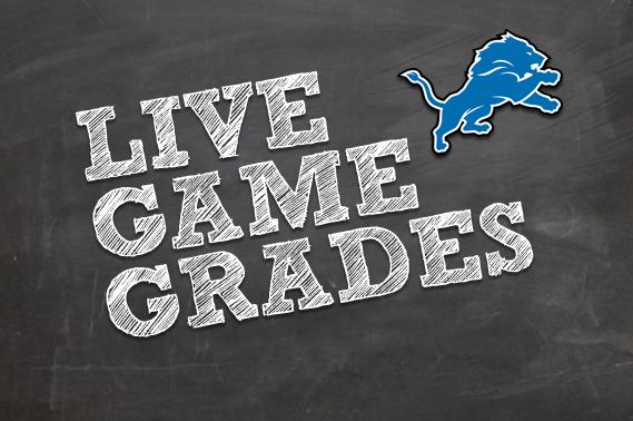 Lions vs. Titans: Final Report Card, Player Grades for Detroit