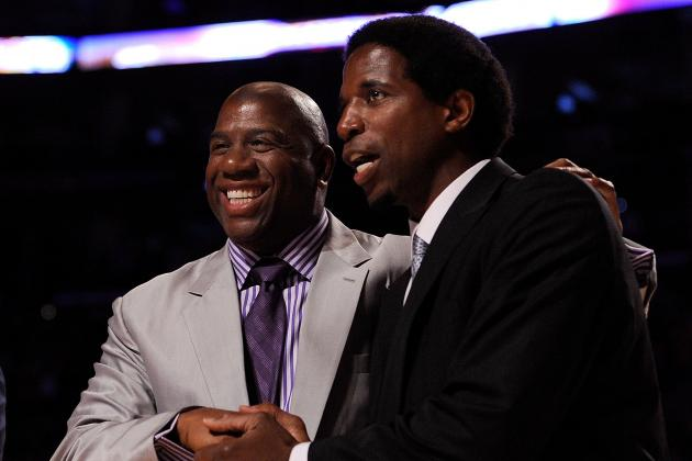 5 Former Lakers Who Should Have Their Jerseys Retired