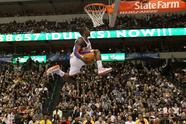 New York Knicks: Top 5 Most Amazing Dunkers in Team History