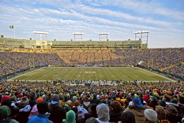 Green Bay Packers: The 25 Greatest Games at Lambeau Field