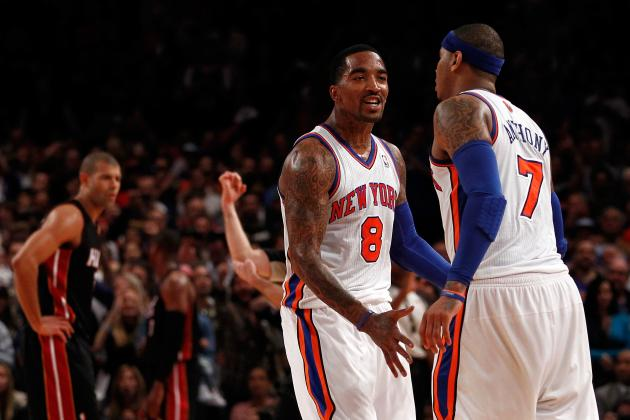 Pre-Training Camp New York Knicks Player Power Rankings