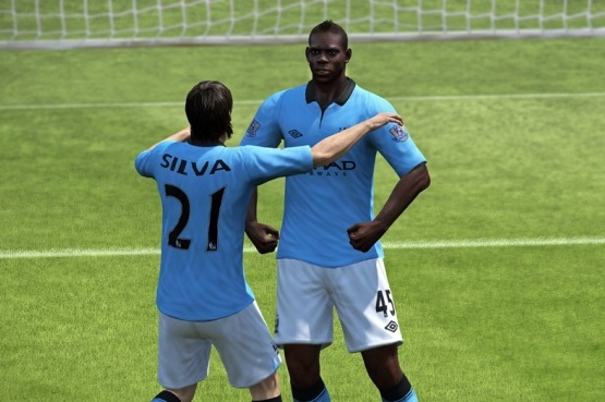 FIFA 13: Guide to the Confirmed English Premier League Player Ratings