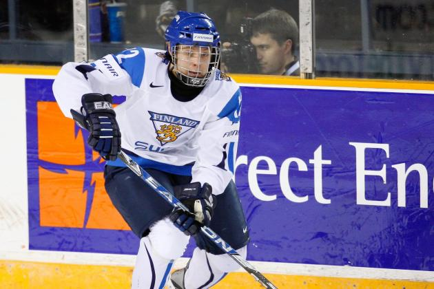 1 Prospect from Each NHL Team to Watch in 2012-13