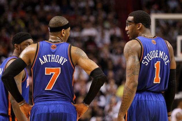 New York Knicks Rotation and Roster Spots Up for Grabs