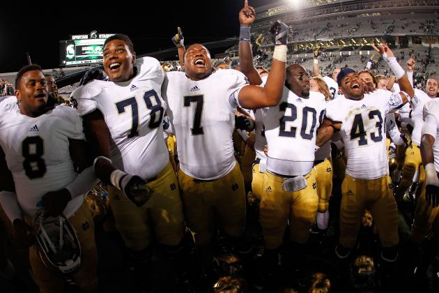 7 Cool Matchups Notre Dame Football Should Contemplate or Fans Should Dream of