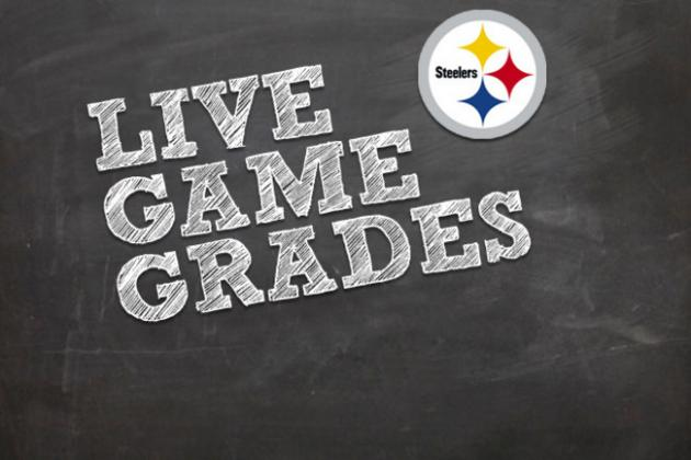 Steelers vs. Raiders: Live Game Grades and Player Analysis for Pittsburgh