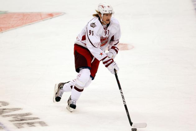 NHL Lockout: Steven Stamkos and 9 Players Who Could Make Bank in the KHL