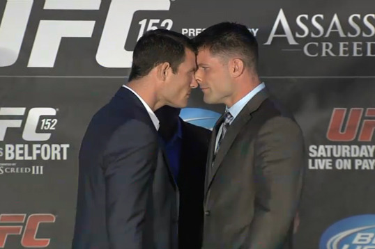UFC 152: 5 Reasons You Can't Miss Michael Bisping vs. Brian Stann