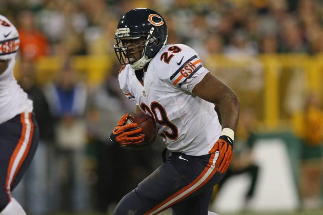 Can the Chicago Bears Rebound? 6 Key Players for Week 3 Game vs. St. Louis