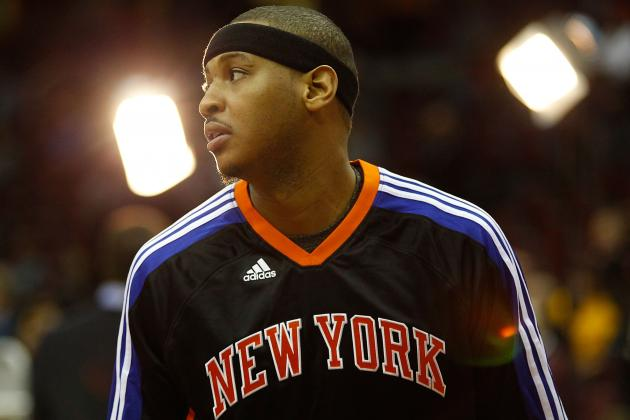 Full Player Salary Rundown and Financial Health Breakdown for NY Knicks