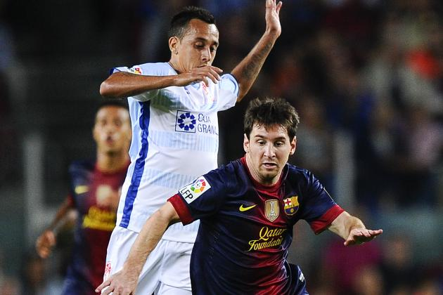 Barcelona vs. Granada: Complete Player Ratings for Tito Vilanova's Barca