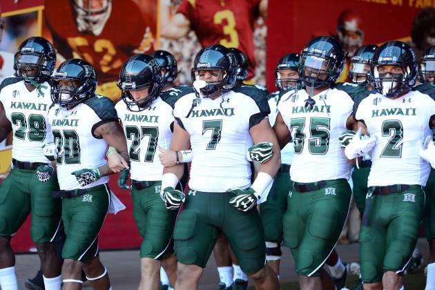 Hawaii vs. BYU: Complete Game Preview