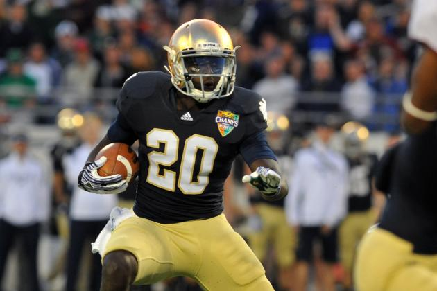Michigan vs. Notre Dame: Why Irish RB Cierre Wood Is the Key to Victory