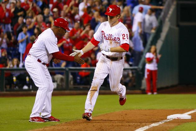 Playing 'A Picture Is Worth a Thousand Words' with All 25 Phillies Players