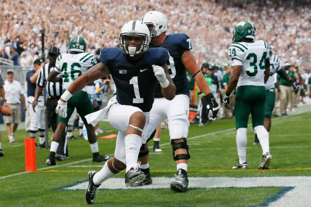 Penn State: 5 Bright Spots for the Nittany Lions So Far This Season