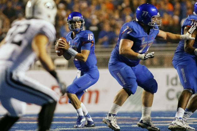 Boise State Football: Fixing the Broncos' Offense