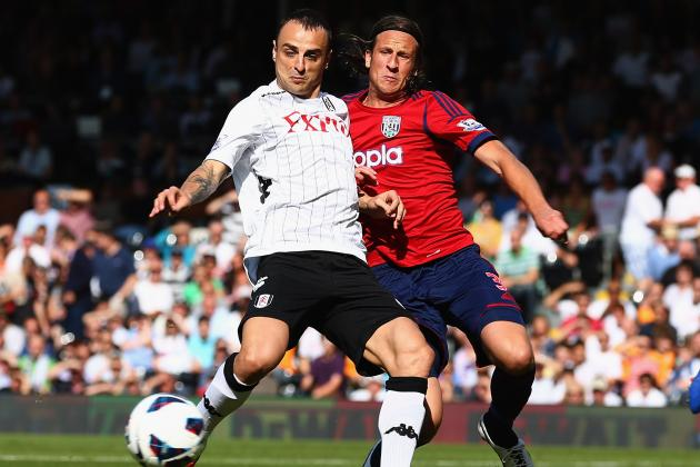 Fulham FC: Why Dimitar Berbatov Is Not Fulham's Greatest-Ever Striker