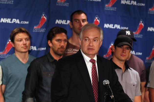 NHL Lockout: 10 Players Most Affected by the Work Stoppage