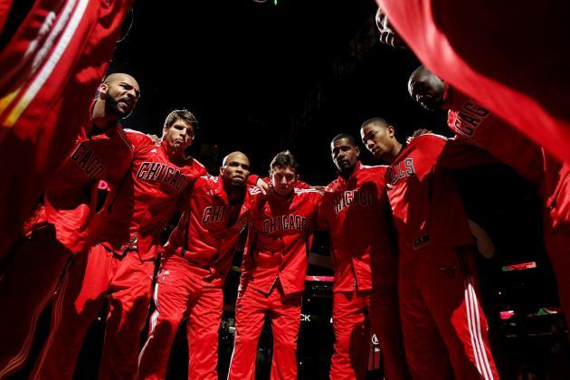 Full Player Salary Rundown and Financial Health Breakdown for Chicago Bulls
