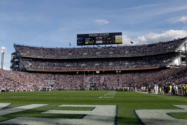 Temple vs. Penn State: Postgame Grades from the Nittany Lions' Win vs. the Owls