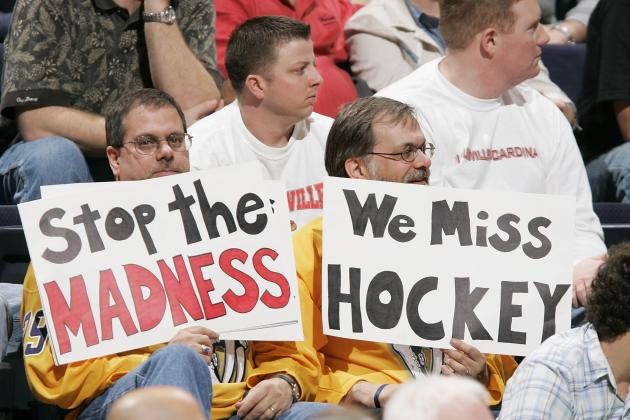 5 Most Improved NHL Teams Ticked off There's a Lockout