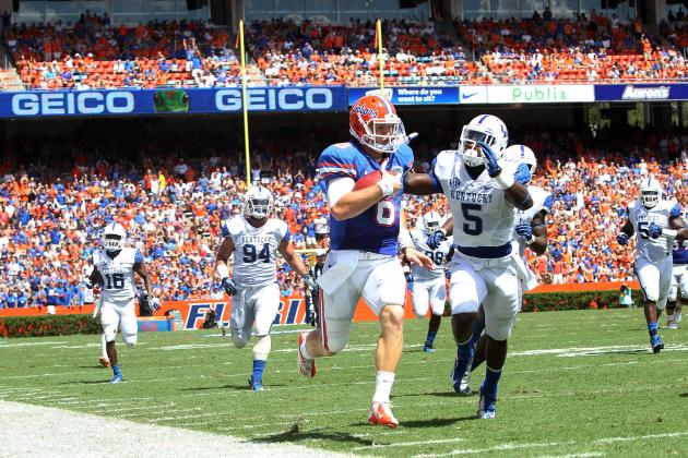 Florida Football: 10 Things We Learned from the Gators' Win vs. the Wildcats