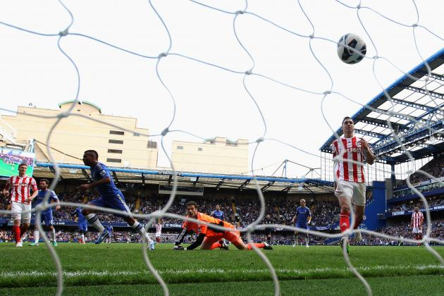 5 Reasons Why Chelsea's Victory Against Stoke City Showed They Can Win the EPL