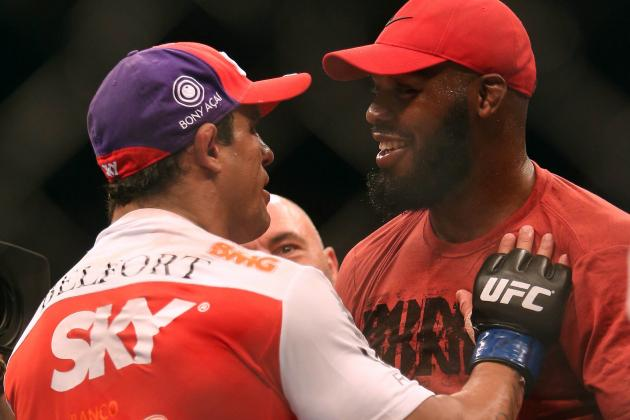 UFC 152 Results: 10 Most Memorable Moments