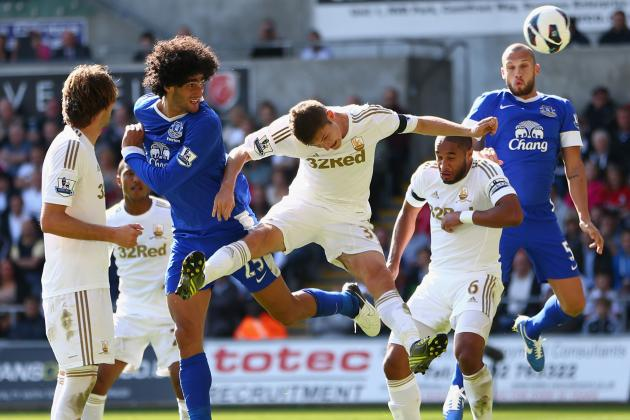 Swansea vs. Everton: 6 Things We Learned
