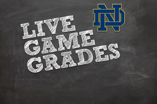 Michigan vs. Notre Dame: Postgame Grades from the Irish's Win vs. the Wolverines