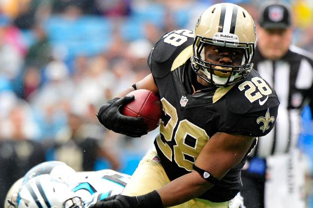 Fantasy Football 2012: 5 Sleepers Who Could Be Solid Starts This Week