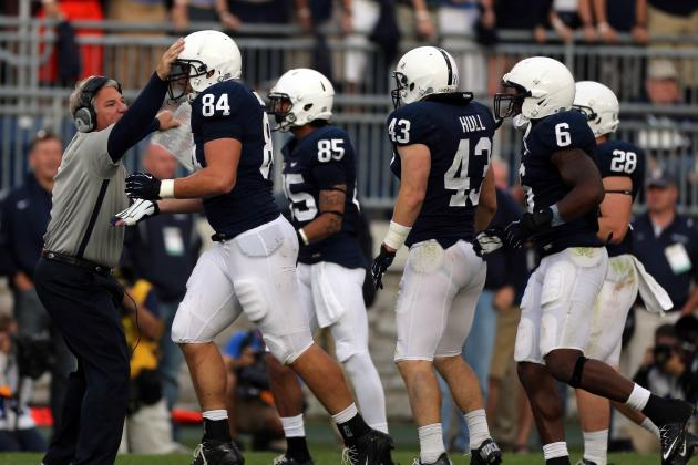 Penn State Football: 5 Winners from the 24-13 Victory over Temple
