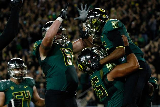 Oregon Football: 10 Things We Learned from the Ducks' Win vs. the Wildcats