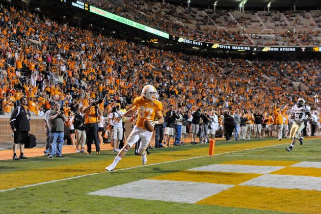 Tennessee Football: 10 Things We Learned from the Volunteers' Win vs. the Zips