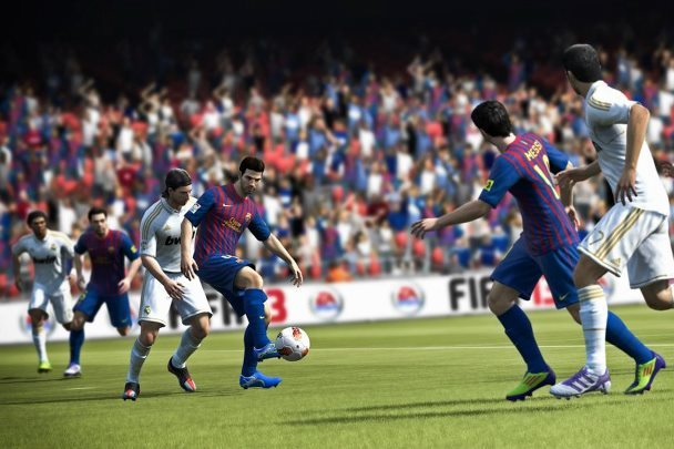 FIFA 13: FC Barcelona and Highest-Rated Clubs in Game