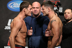 Michael Bisping vs. Brian Stann: Round-by-Round Recap and Analysis
