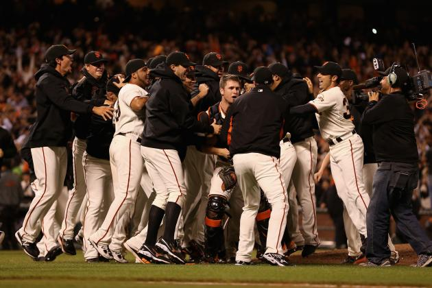 San Francisco Giants: 5 Most Valuable Players Who Led Team to NL West Crown