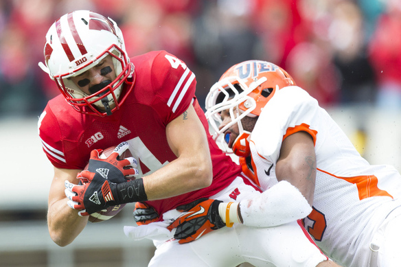 Wisconsin Badgers Football: Grading All 22 Starters from the UTEP Game