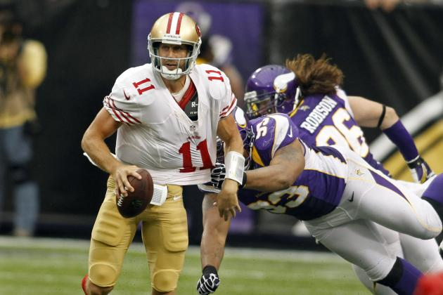 San Francisco 49ers: Five Things We Leaned from Their Loss Against the Vikings
