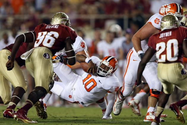 Clemson vs. Florida State Football: What Went Wrong for the Tigers